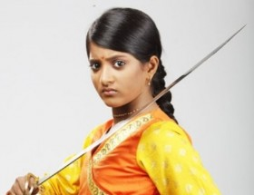 Ulka Gupta as Jhansi Ki Rani
