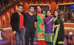 Sonu Nigam's song for Kapil