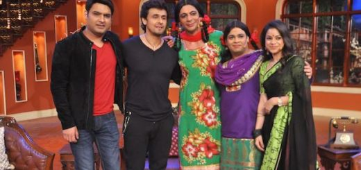 sonu nigam in comedy nights with kapil